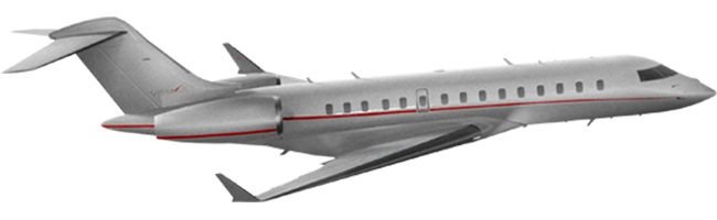 Global 6000 aircraft private jet lease