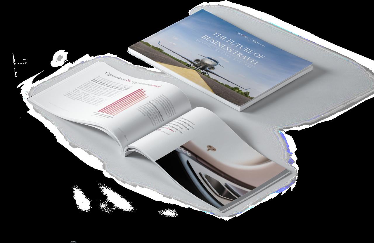 VistaJet WSJ The Future Of Business Travel