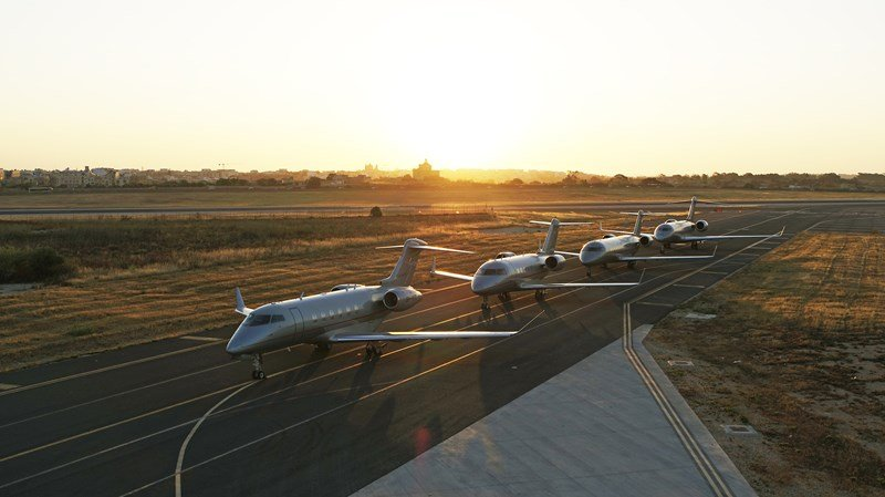 VistaJet Fleet