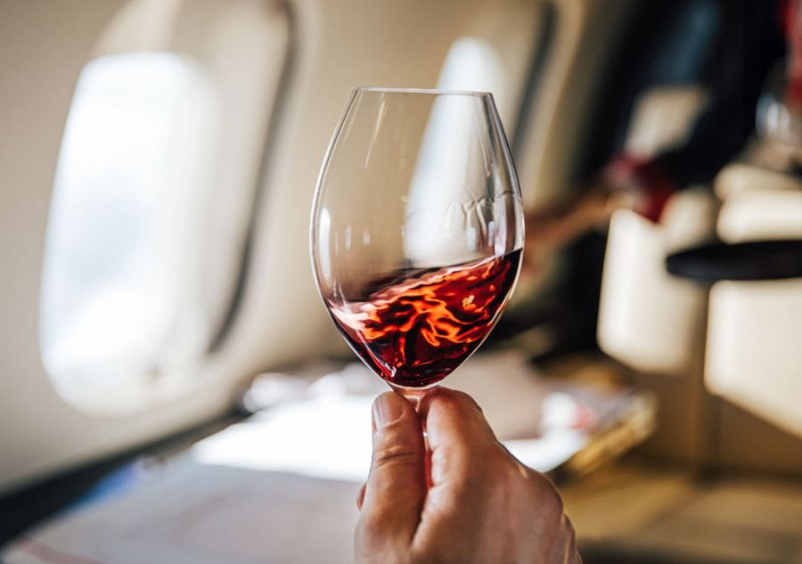 The VistaJet Wine Program